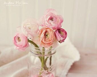 Pretty Pinks ~ 8x10 print