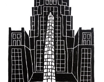 Buffalo City Hall- II