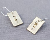 Light Switch Earrings