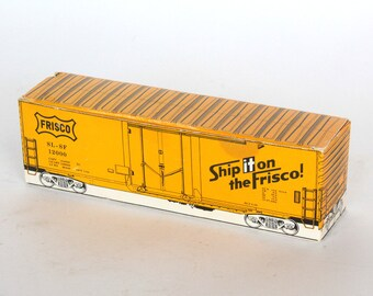 Frisco Railway Matchbooks