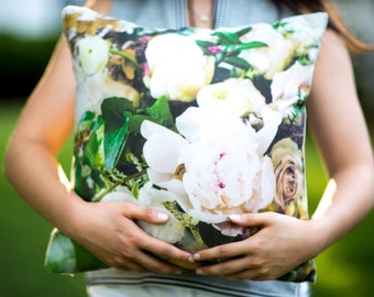Bridal Bouquet Pillow (Small)