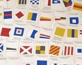 Vintage International Signal Cards