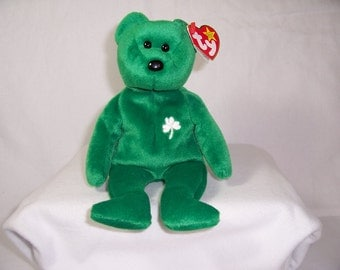 Ty Beanie Baby Erin - Collectibles,Gifts,Beanie Babies