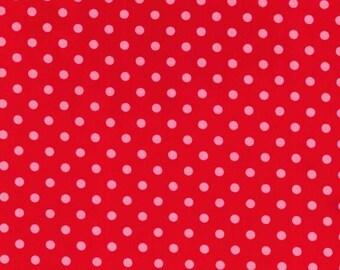 Poppy Dumb Dot - Michael Miller Fabrics