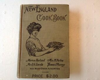New England Cookbook