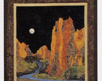 Applique Art Landscape Quilt Pattern Applique Patterns Quilting Patterns, Art Quilts, By: June Jaeger~