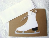 Reserved - ice skate cards
