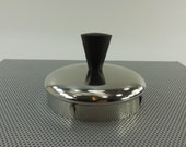 Farberware Coffee Superfast Stainless Percolator - Used Replacement Part - Lid with Knob