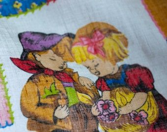 Retro Curtains, Patchwork Curtains, Holly Hobbie Style, 1970's Curtains, Little Girls Room, Hummel Style, Retro Bedroom, Boho Bedroom