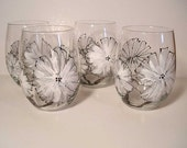 for Alison - Queen Annes Lace Stemless