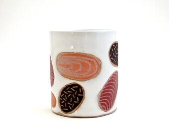Ceramic Beans Planter