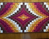 Set of four Fall Bargello Placemats reserved for CraftGirl76