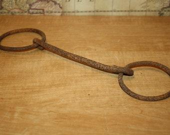 Vintage Metal Horse Bit - item #2191