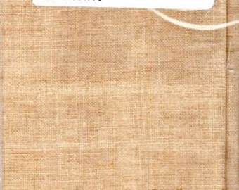 GT 202 - Belfast Linen, 32 Count, Flax,13 X 28 inches, 33 X 71 cm, Serged Edge ,Cut Fabric Collection