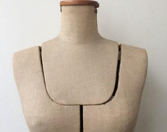 Vintage Dressmakers Mannequin Shop Dummy