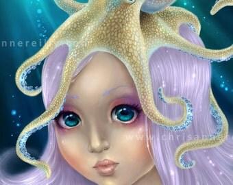 Art Print DinA4 - Sea Princess