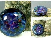 Custom Cabochon Set - Lampwork Glass Jewelry Suply