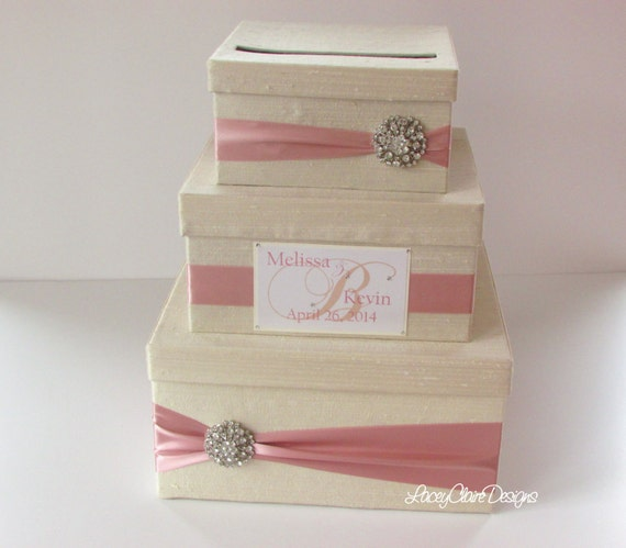 Mailbox Wedding Gift Card Holder : Wedding Card Box, Money Box, Gift Card Holder- Custom Made to Order