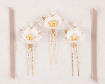 Custom Order - Mulberry Paper Floral Crown // Vintage Wedding // Wreath // Wedding Headpiece // Bridal Fascinator // Hair Accessories