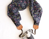 scarf camera strap mountain breeze - BCSCS026