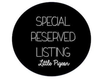 Reserved Listing For LeLann