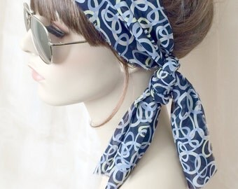 Limited ~ Women's Retro City Style Hair Scarf