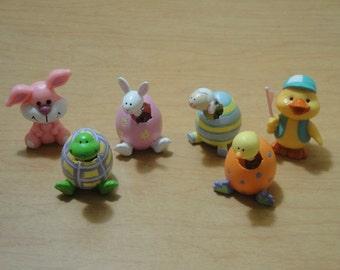 Easter Bobble Heads
