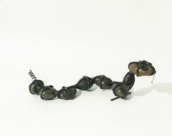 Yard Art /Metal art Snake