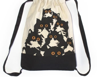 Crazy Kitty Backpack