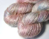 REI Tussah Silk Mohair in Dreaming - One of a Kind