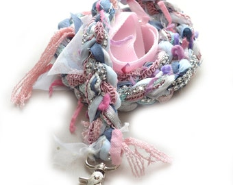 Dog Leash | Matching | Cutom | Leashes | Custom Matching Dog Leashes | Pink Flower