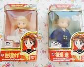 Marmalade Boy Two Students Mini Dolls in the Original Box. Xtra Rare.Fairy Tale.