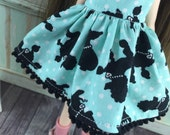 Blythe Dress - Poodles and Chihuahuas