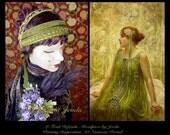 Downton Abbey Style,Art Deco Headband,1920s Headpiece,Bohemian Bride,20s Headband,Gypsy Wedding,Alternative Wedding,Belly Dance Headband