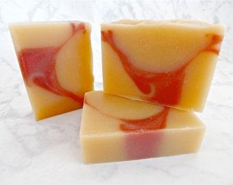 Good Karma Soap - patchouli soap - hippie - hippie soap - bohemian - boho - essential oil soap - vegan soap - coconut milk soap - earthy