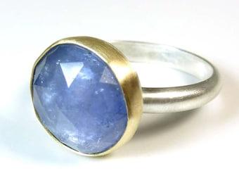 Lovely Lavender Tanzanite Ring