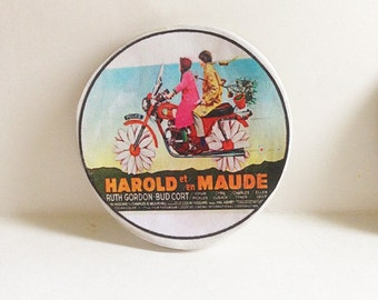 Harold and Maude Magnet
