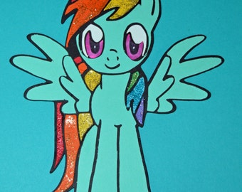 Pony Die Cuts