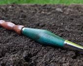 28% OFF SALE, Forest Pen, Brazilian Cherry+Mulberry wood pen, Collectible pen, Father's Day gift, Gift idea, Green pen, unique pen