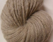 Mushroom Grey Cashmere Reclaimed Yarn- 150 Yards