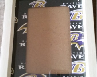 Baltimore Ravens Picture Frame