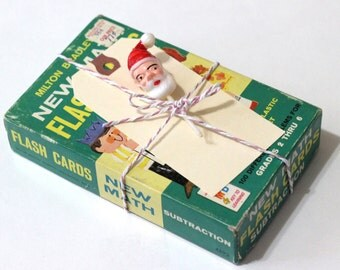 Vintage Ephemera Collage Kit Box - Mixed Media, Collage, Altered Art, Assemblage, Scrapbooking, Journal Supplies  - Christmas Gift Idea