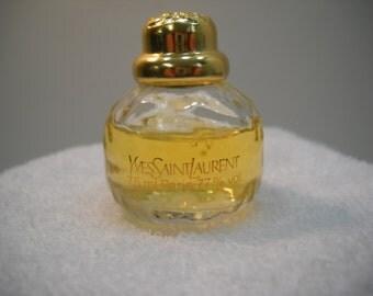 Vintage Paris By Yves Saint Laurent MINI 7.5ML Perfume 3/4 Full