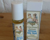 Stress Me Not   Roll On Perfume - All Natural Ingredients
