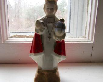 Infant of Prague Mini Shrine Statue