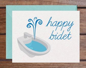 Happy Bidet