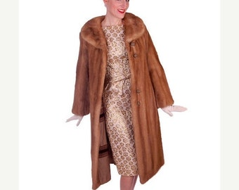 1950s Black Silk Evening Coat Vintage Dress By