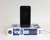 R2-D2 Star Wars booksi Charging Dock for iPhone and iPod