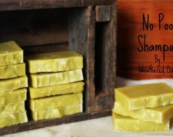 No Poo Shampoo Bar