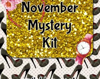 November 2016 Fashionista Deluxe Mystery Kit